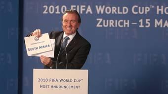 Tim Roth (54) spielt Sepp Blatter im Fifa-Propaganda-Film «United Passions».
