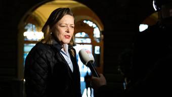 Heute Ständeratsanwärterin, vor neun Monaten Bundesratskandidatin: Heidi Z'graggen (CVP) hat am 20. Oktober keine Gegner.