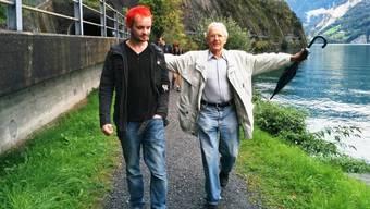 Dieser KESB-Fall betrifft kein Kind: Neffe «entführt» seinen 88-jährigen Onkel und bringt ihn nach Deutschland