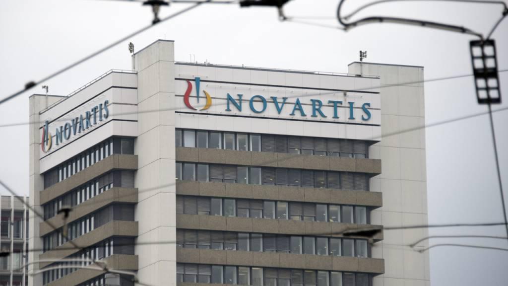 Novartis gibt sich nach Corona-Jahr vorsichtiger für 2021