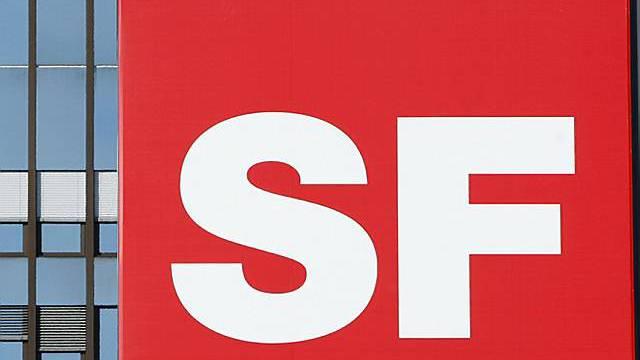 Das Logo des Schweizer Fernsehens