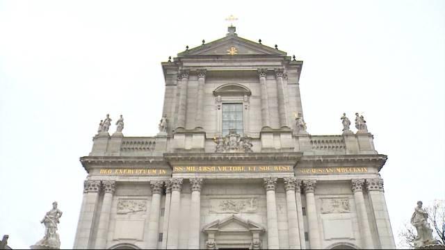 Frühlingsputz in der St.-Ursen-Kathedrale
