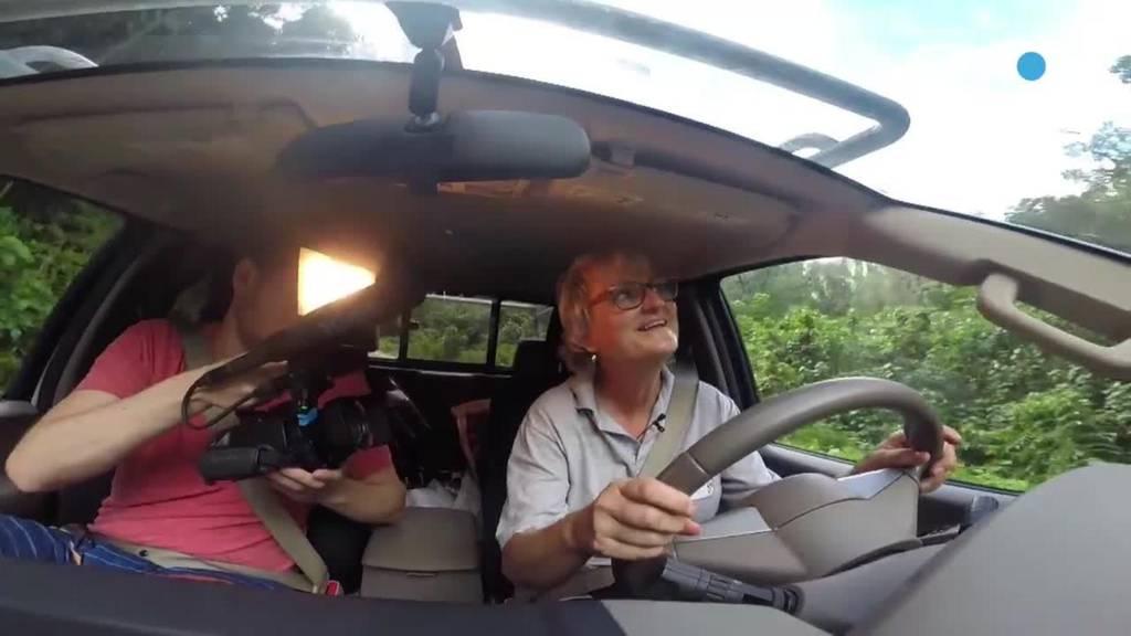 Schweizer auf Hawaii: Die Sozialunternehmerin