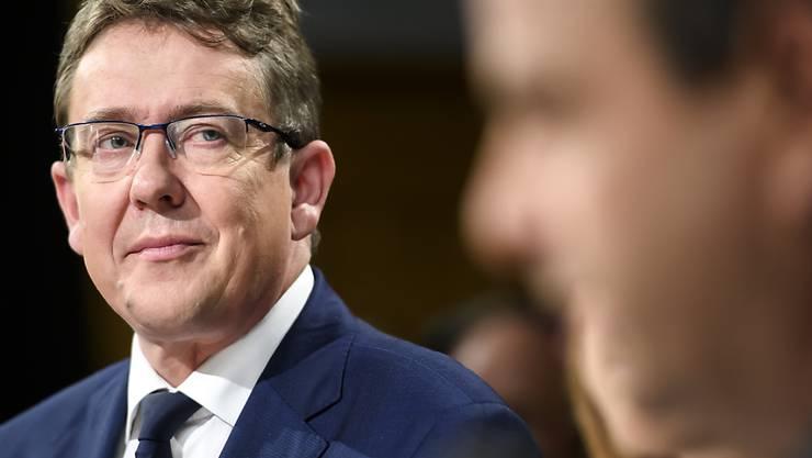 SVP-Parteipräsident und Nationalrat Albert Rösti ist Schweizer Stimmenkönig. Er holte von allen Nationalratsmitgliedern mit 128'252 die meisten Stimmen.