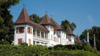 Auf Schloss Waldegg in Feldbrunnen-St.Niklaus können Erwachsene und Kinder in die Welt des Barock eintauchen.