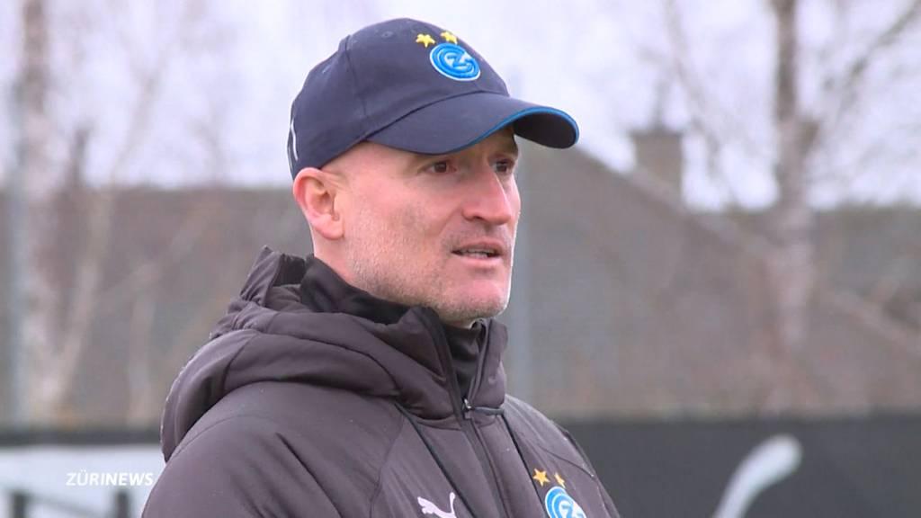GC absolviert erstes Training mit Trainer Goran Djuricin