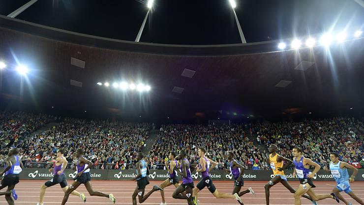 Leichtathletik - eine Sportart verleitet zum Dopen