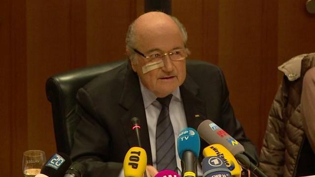 Sepp Blatter für acht Jahre gesperrt