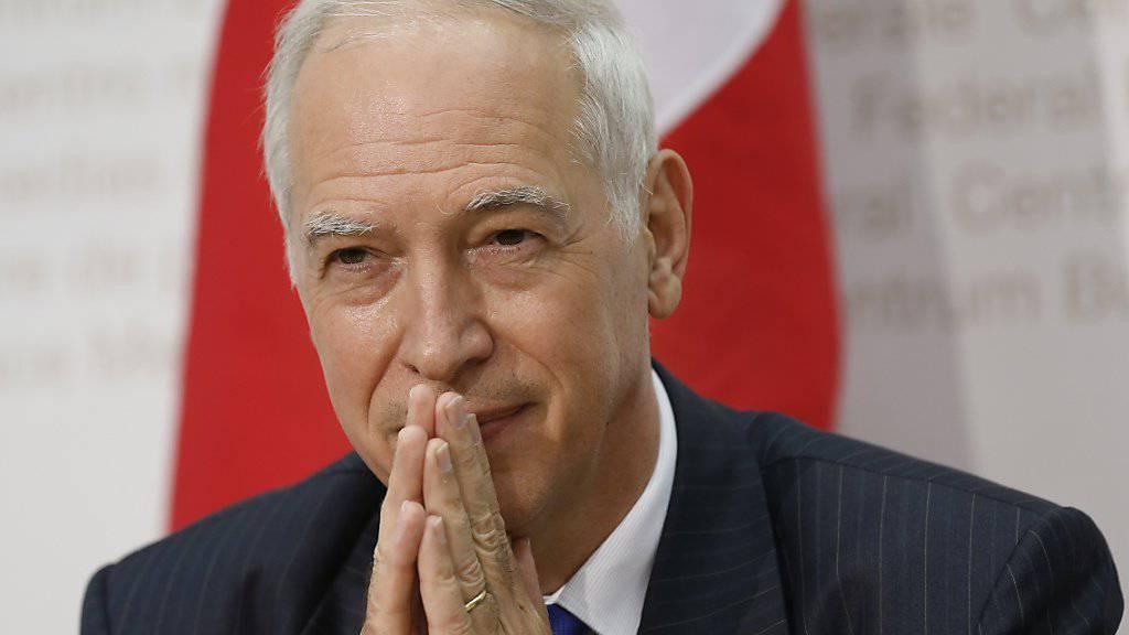 Staatssekretär Jacques de Watteville wird pensioniert, bleibt aber Chefunterhändler für die Verhandlungen der Schweiz mit der EU.