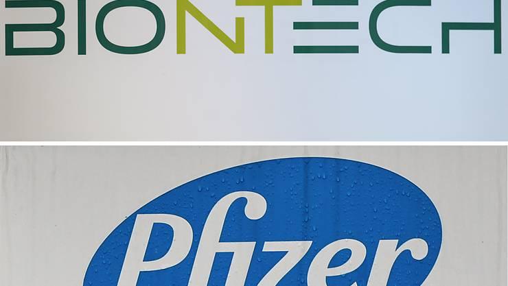 Die Mainzer Firma Biontech und der US-Pharmariese Pfizer haben bei der Europäischen Arzneimittel-Agentur (Ema) die Zulassung für ihren Corona-Impfstoff in der EU beantragt. Foto: Andreas Arnold/Dirk Waem/dpa/BELGA/dpa - ACHTUNG: Nur zur redaktionellen Verwendung im Zusammenhang mit einer Berichterstattung über den Film und nur mit vollständiger Nennung des vorstehenden Credits