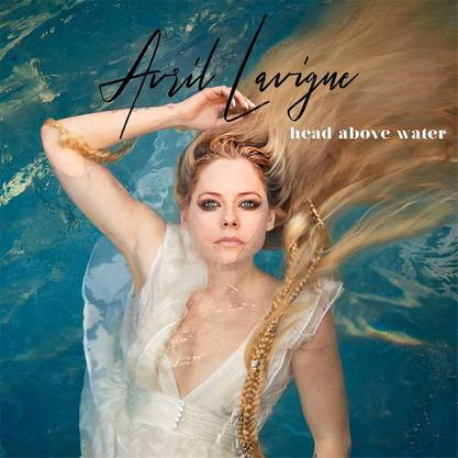 Neues Album: Avril Lavigne: Head Above Water (ab 15. Februar)
