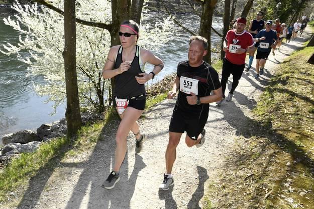 Am diesjährigen Lauf gab es einen Teilnehmerrekord.