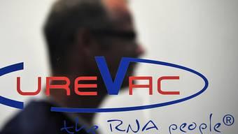 """Das deutsche Pharmaunternehmen CureVac soll von der EU Kredite von """"bis zu 80 Millionen Euro"""" erhalten. (Archivbild)"""