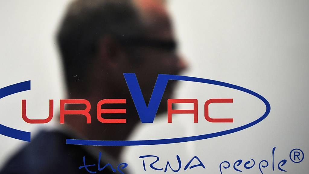 Das deutsche Pharmaunternehmen CureVac soll von der EU Kredite von «bis zu 80 Millionen Euro» erhalten. (Archivbild)