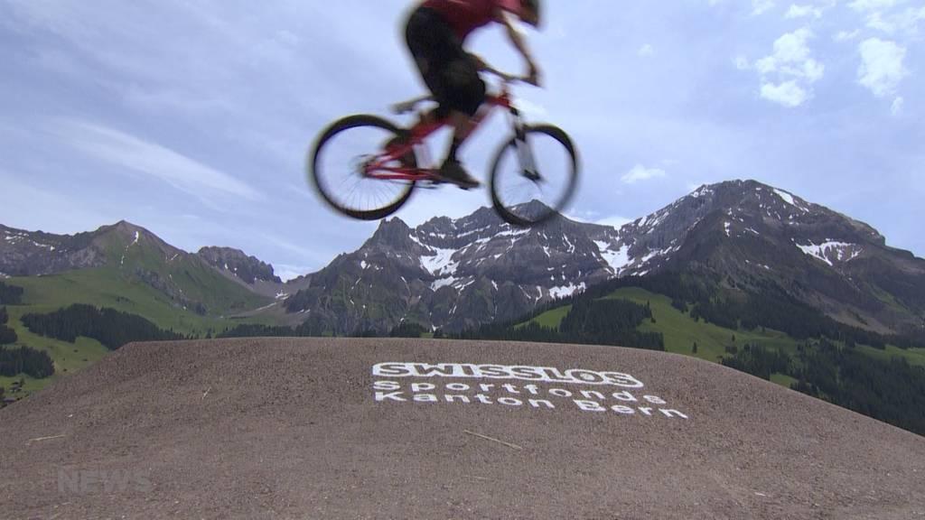 «Kids Bike League»: Erste Bikeschule für Kinder im Berner Oberland eröffnet