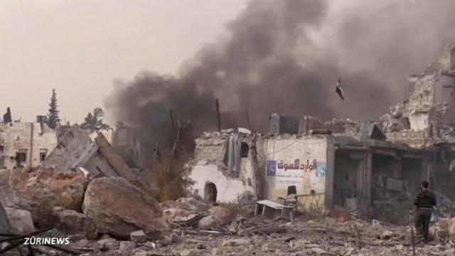 Aleppo: Was vom Sieg übrig bleibt