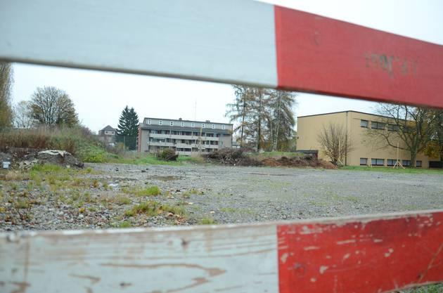 Die Spielwiese beim Schulhaus Zelgli