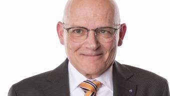 SVP-Präsident Urs Emch.