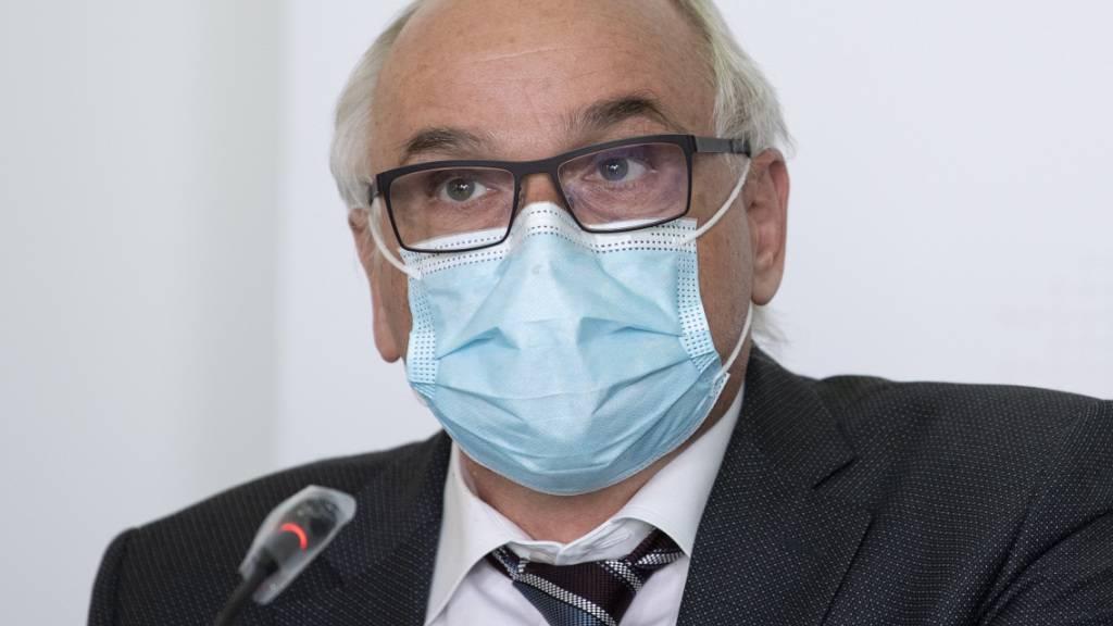 Kanton Bern wegen Corona-Tests an Schulen in der Kritik