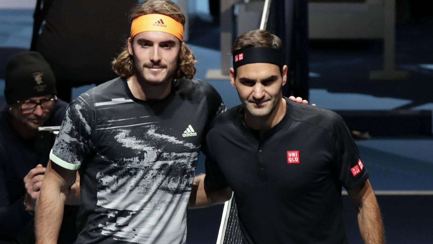 Aus für Federer an World Tour Finals