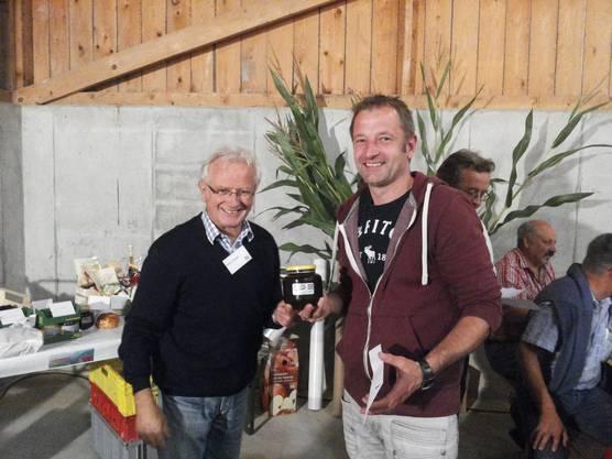 2. Rang: Res Baumgartner, Bibern