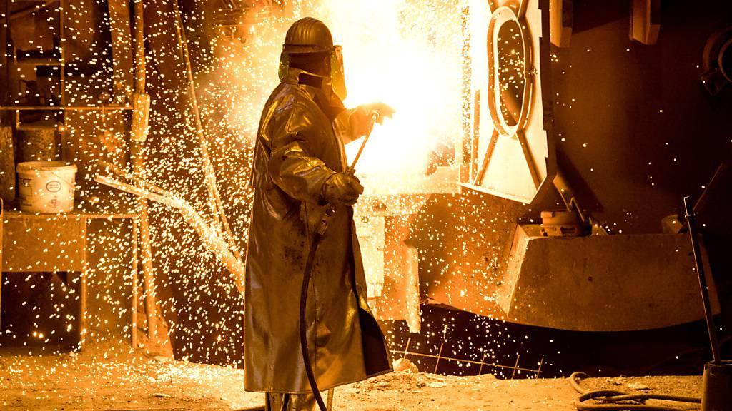 Swiss Steel trotz erneutem Verlust vorsichtig optimistisch