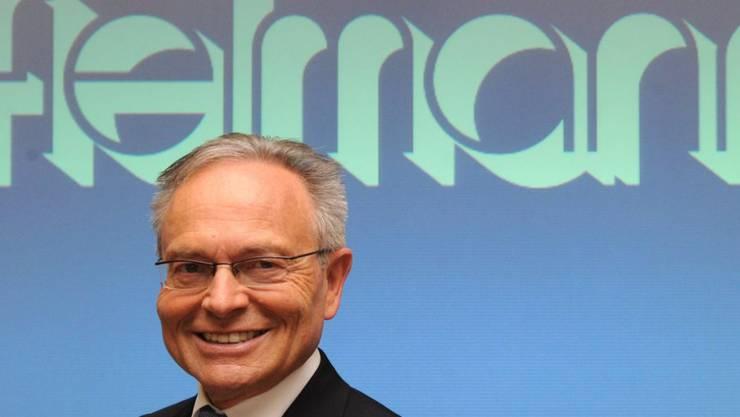 Günther Fielmann geht das letzte Kapitel des Generationenwechsels bei der gleichnamigen Optikerkette an. (Archiv)