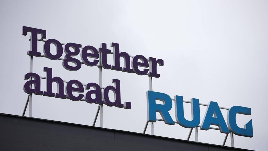 Wegen der Coronakrise: Ruag streicht 150 Stellen bis Ende 2021