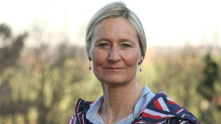 Sabine Harbeke.