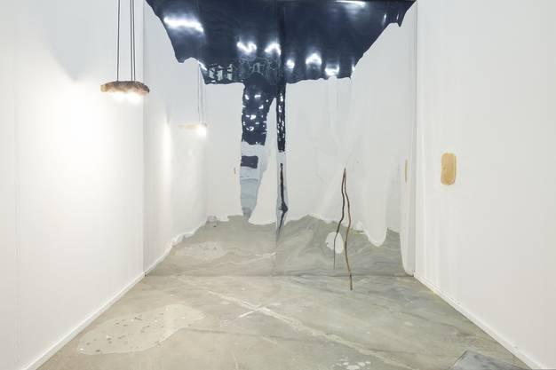 Eine Installation der Genfer Künstlerin Vanessa Billy.