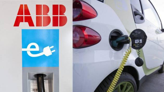 ABB baut Tankstellen für Elektroautos. Nun hat der Industriebetrieb einen Auftrag aus Deutschland erhalten. (Archiv)