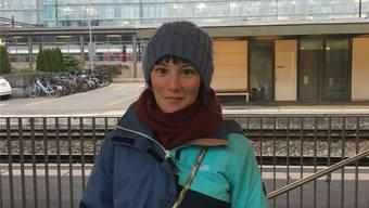Franziska Kunz (34), Shiatsu-Therapeutin, aus Rupperswil.