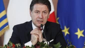 Nach den Worten des italienischen Regierungschefs Conte wird das Bildungsministerium in zwei Ressorts aufgespalten.