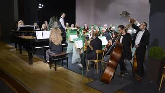 Das Stadtorchester Grenchen liess die Tiere tanzen.