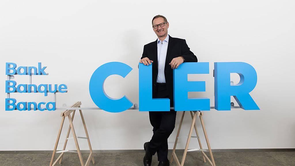 Von Coop zu Cler: CEO Hanspeter Ackermann will mit dem Umbau in die Zukunft investieren.