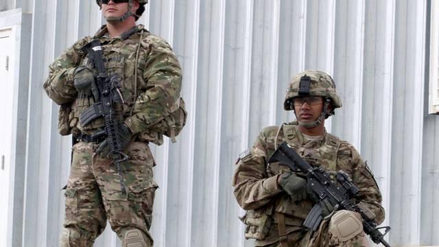 US-Soldaten in Afghanistan (Archiv)