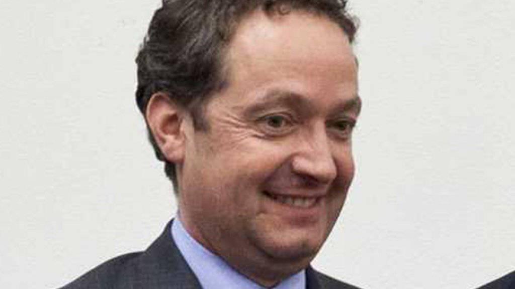 Chris Vogelzang wird neuer Chef der krisengeschüttelten Danske Bank (Archivbild).
