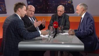 «Das war eine falsche Übungsanlage der Solothurner Regierung»: die Sendung TalkTäglich in der Zusammenfassung.