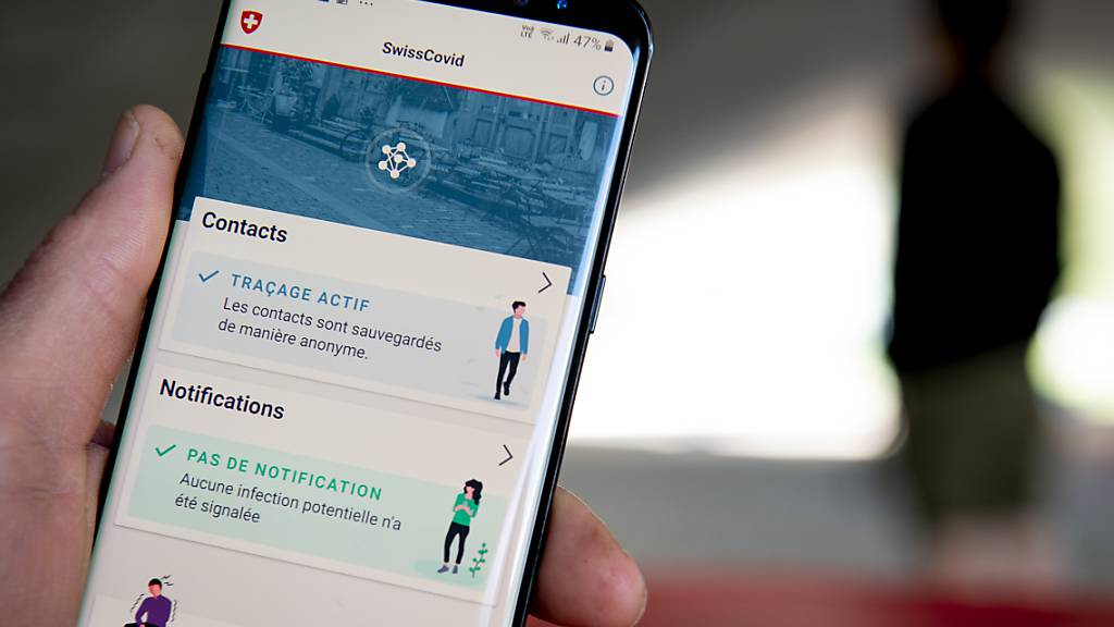 Check-in-Funktion der Swiss-Covid-App laut BAG bereits in Betrieb