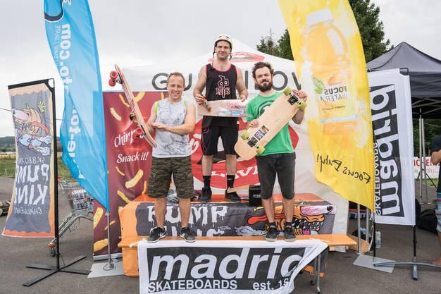 Fabian Rohrer gewinnt