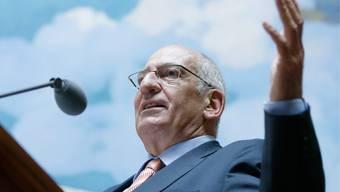 In der Kritik: Bundesrat Pascal Couchepin.