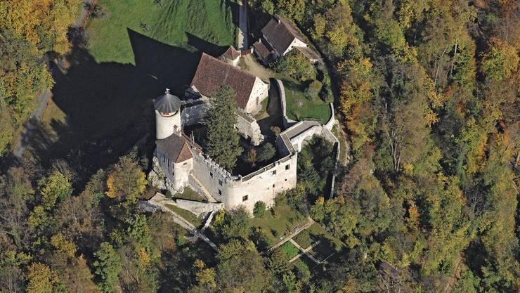 Schloss Birseck: Die romantischste Burg thront über der Ermitage