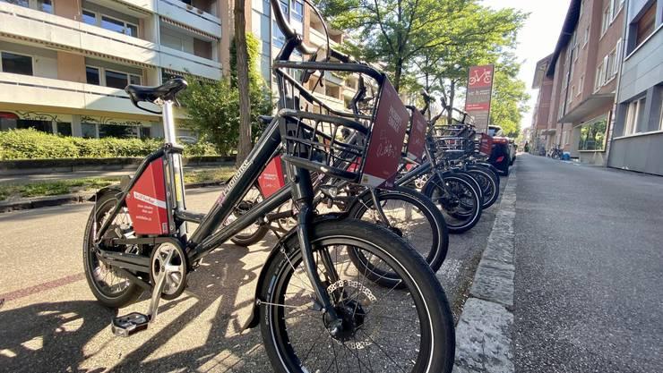 Flatrate ade: Neu fallen bei jeder E-Bike-Ausleihe für die Nutzer zusätzliche Kosten an.