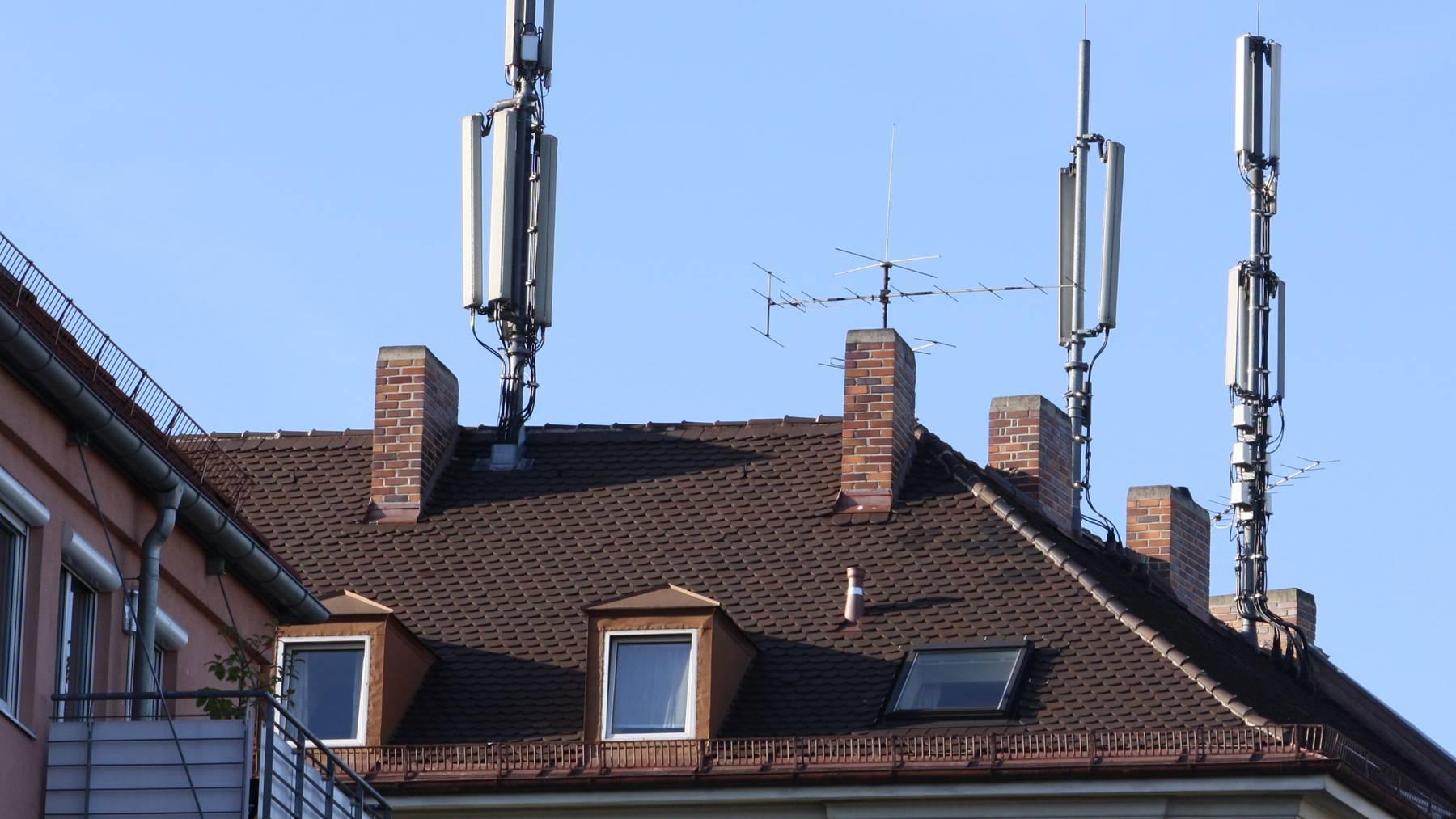 Handy-Antennen-Initiative ist chancenlos