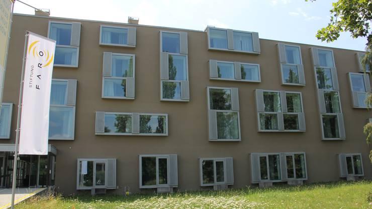Aus dem Rekrutierungszentrum in Unterwindisch hat die Stiftung Faro ein Wohnheim gemacht.