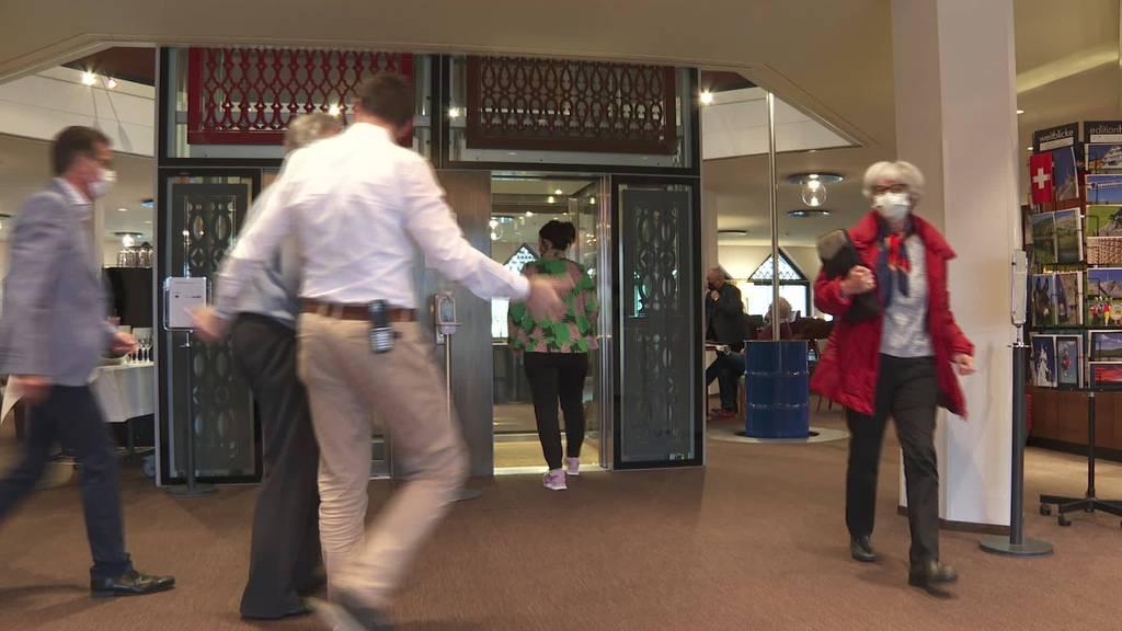 Gewinn trotz Corona: Hotel Hof Weissbad baut weiter aus