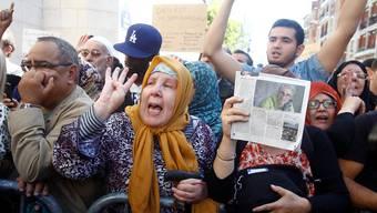 Demonstration in Paris: Der tolerante Islam will nichts mit Mördern zu tun haben.