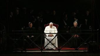 Papst Franziskus sprach in diesem Jahr an den Osterfeierlichkeiten des Vatikans den Menschen in der Welt viel Mut zu.