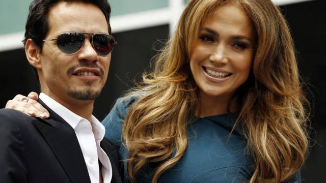 Marc Anthony und Jennifer Lopez sind offiziell geschieden (Archiv)
