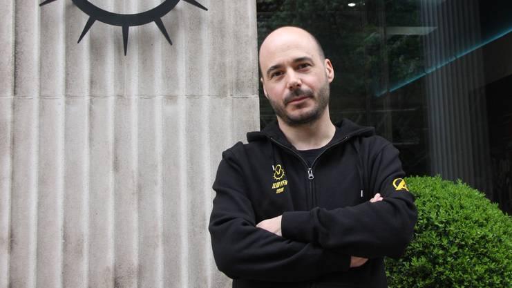 Silvio Alberti, Gestalter von visuellen Effekten.